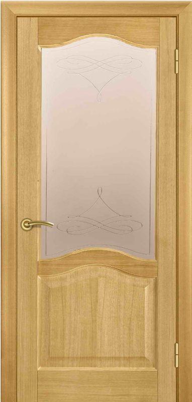 Двері міжкімнатні Terminus Classic 03 ПО дуб світлий