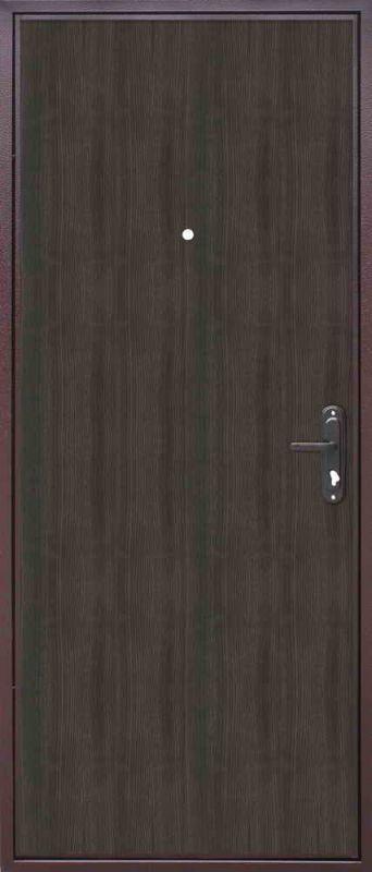 Двері вхідні Riccardi-Basic мідний антік/венге