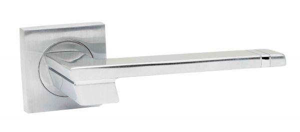 Ручка Siba Z38 Fermo хром мат/хром