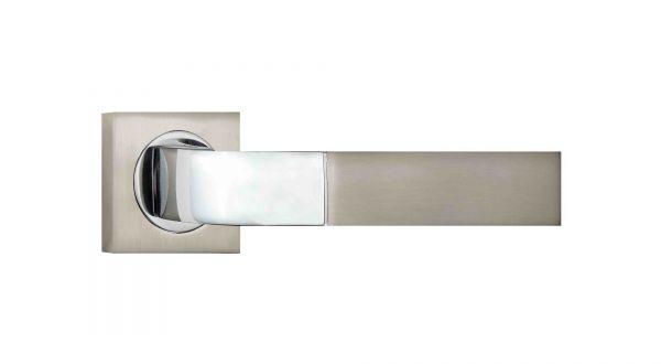 Ручка Siba A48 Belek нікель матовий/хром