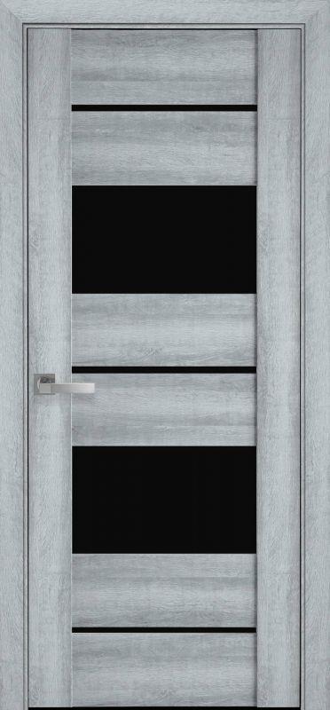 Дверне полотно Віва Аскона blk бук кашемір