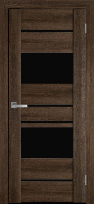 Дверне полотно Віва Аскона blk бук тютюновий