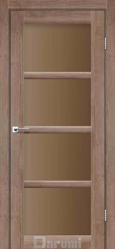 Двері міжкімнатні Darumi-Avant горіх бургун br