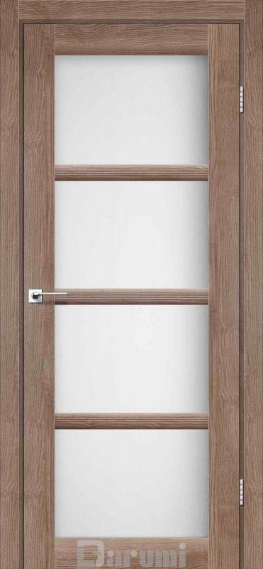 Двері міжкімнатні Darumi-Avant горіх бургун