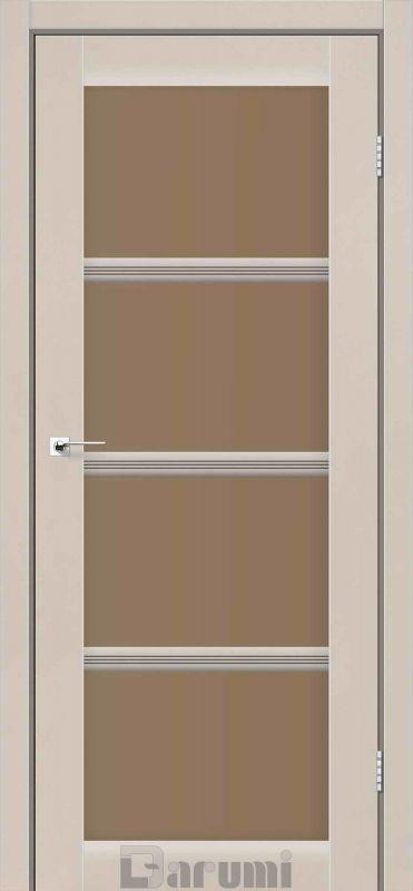 Двері міжкімнатні Darumi-Avant димчастий краст br