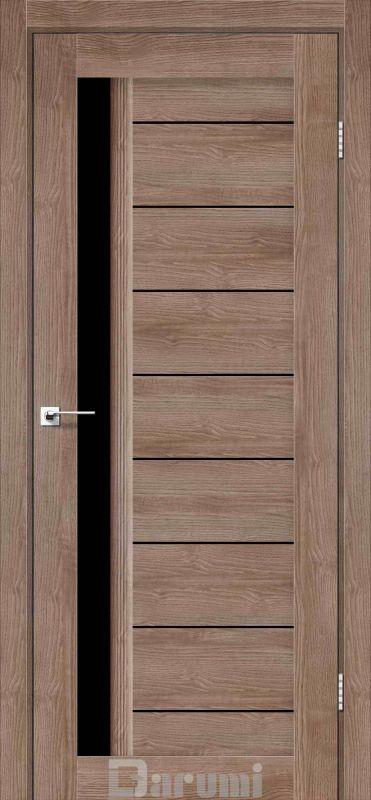 Двері міжкімнатні Darumi-Bordo горіх бургун blk