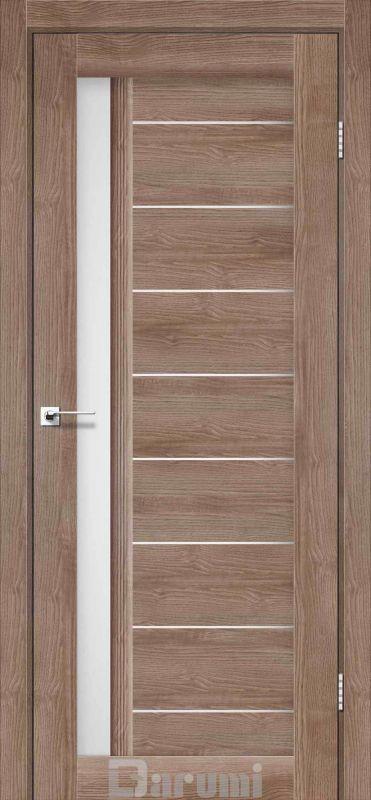 Двері міжкімнатні Darumi-Bordo горіх бургун