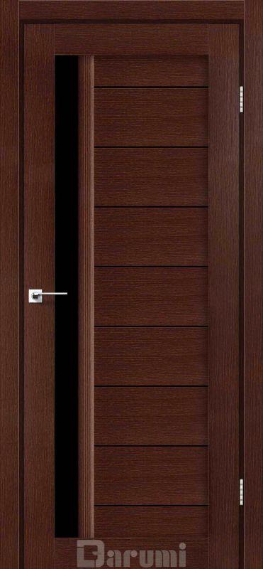 Двері міжкімнатні Darumi-Bordo венге панга blk