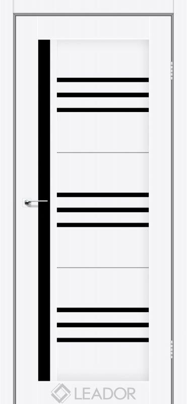Compania Sincrolam білий матовий чорне скло