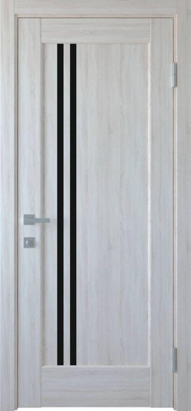 Дверне полотно Ностра Делла blk ясень new