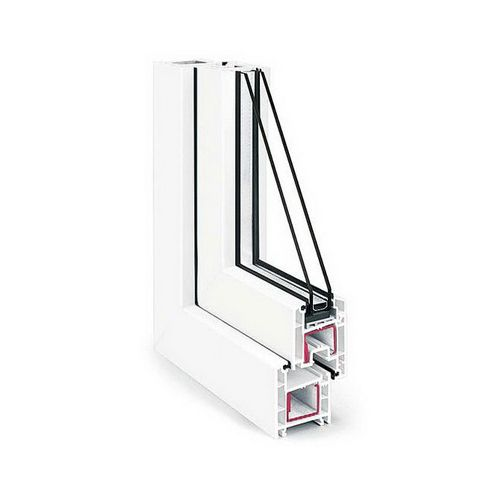 Балконний блок ПВХ Rehau Euro-60 1900х2160 мм