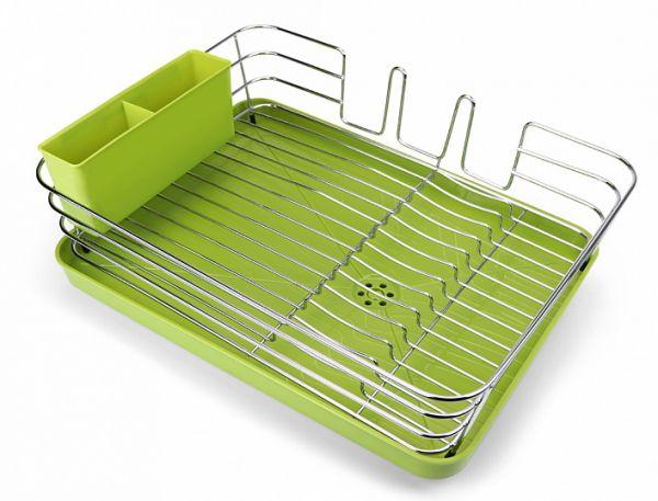 Сушка для посуду DR 02 зелена
