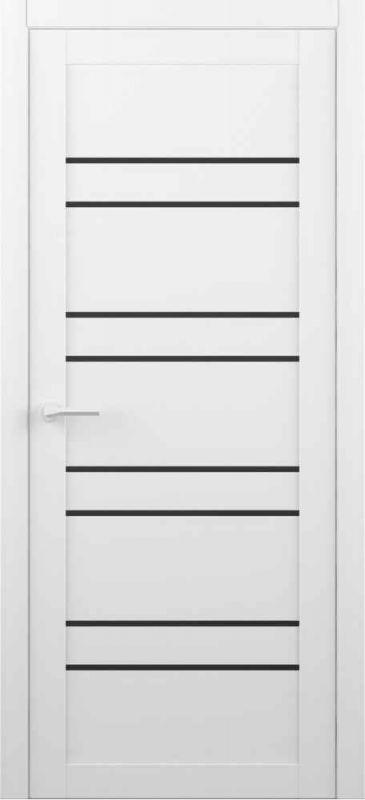 Дверне полотно Albero Dublin Vinil білий