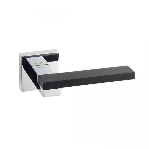 Ручка Siba E07 Lego чорний/хром