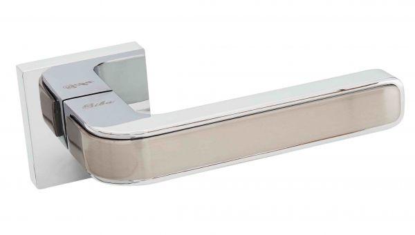 Ручка Siba E10 Nano нікель матовий/хром