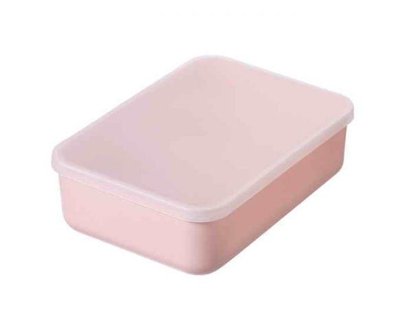 Ящик для зберігання FH 10 XS світло рожевий 257*175*80 мм.