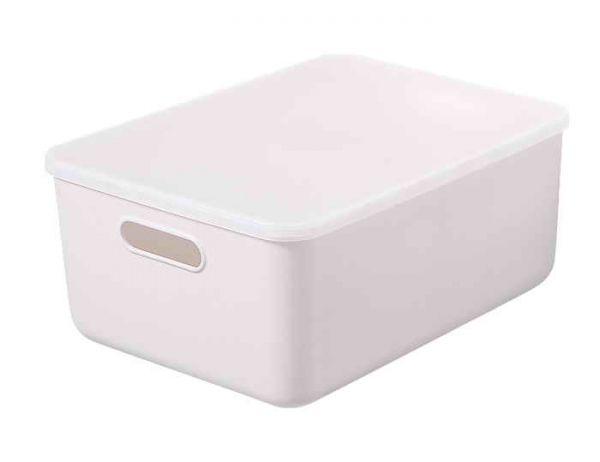 Ящик для зберігання FH 13 XL білий 360*257*160 мм.