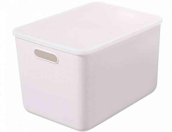 Ящик для зберігання FH 14 XXL білий 360*257*250 мм.
