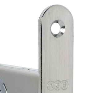 Механізм магнітний AGB Mediana Polaris XT під WC матовий нікель