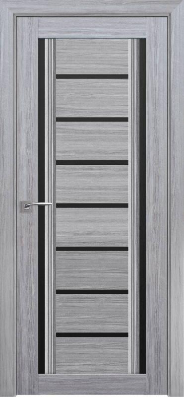 Флоренція С2 SmartCover перлина срібна чорне скло