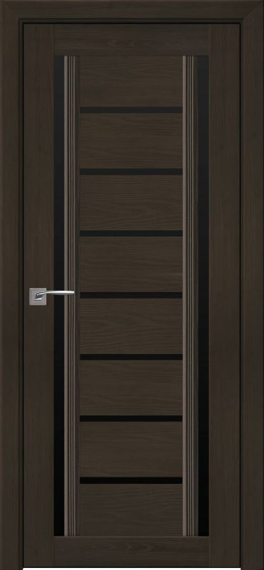 Дверне полотно Італьяно Флоренція С2 blk перлина кавова