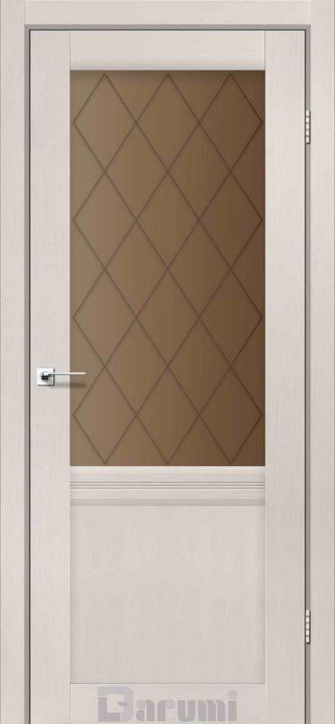 Двері міжкімнатні Darumi-Galant Gl-01 дуб ольс br