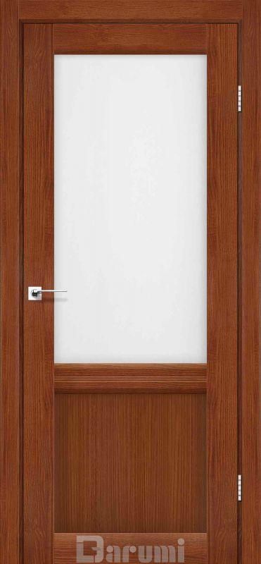 Двері міжкімнатні Darumi-Galant Gl-01 горіх роял
