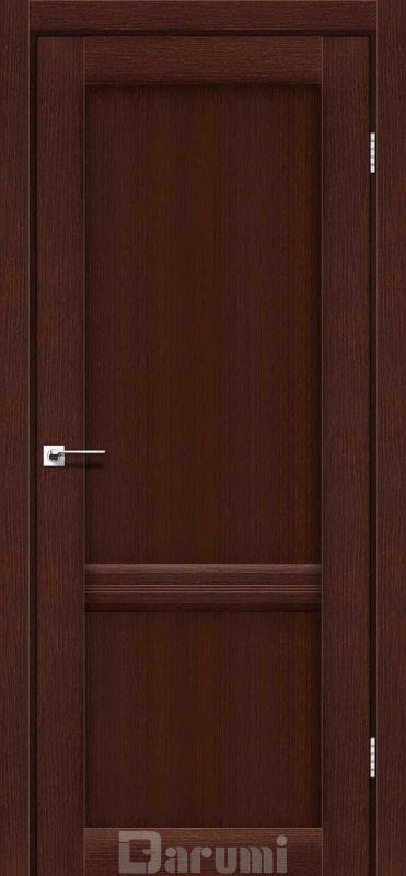 Двері міжкімнатні Darumi-Galant Gl-02 венге панга