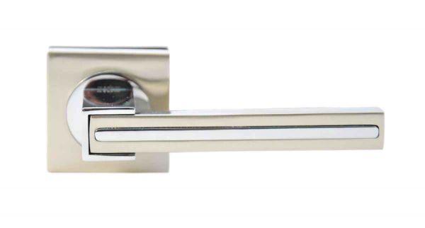 Ручка Siba Z44 Galaxy нікель матовий/хром