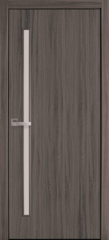 Дверне полотно Квадра Глорія дуб атлант
