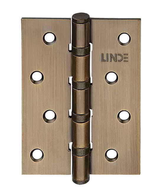 Завіса для дверей універсальна H-100 MACC матова бронза