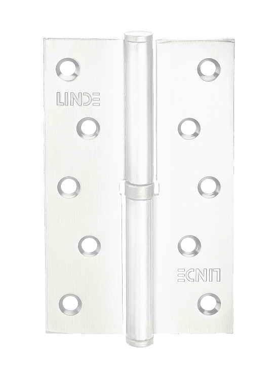 Завіса для дверей з'ємна ліва H-120 L W біла