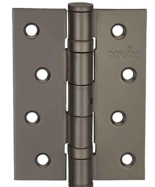 Завіса для дверей універсальна розбірна HE-100 MA матовий антрацит