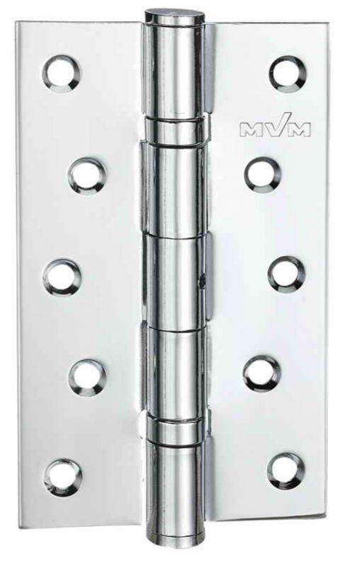 Завіса для дверей універсальна розбірна HE-120 CP полірований хром
