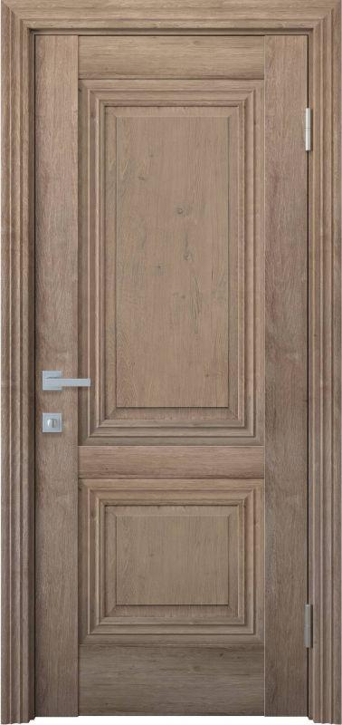 Дверне полотно Прованс Канна ПГ горіх європейський