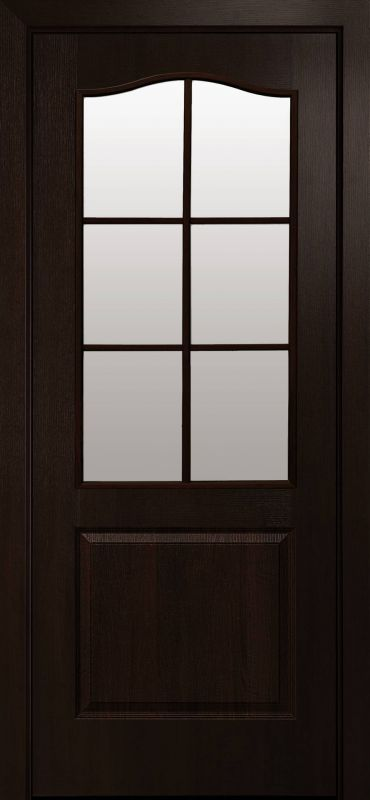 Дверне полотно Фортіс Класік каштан