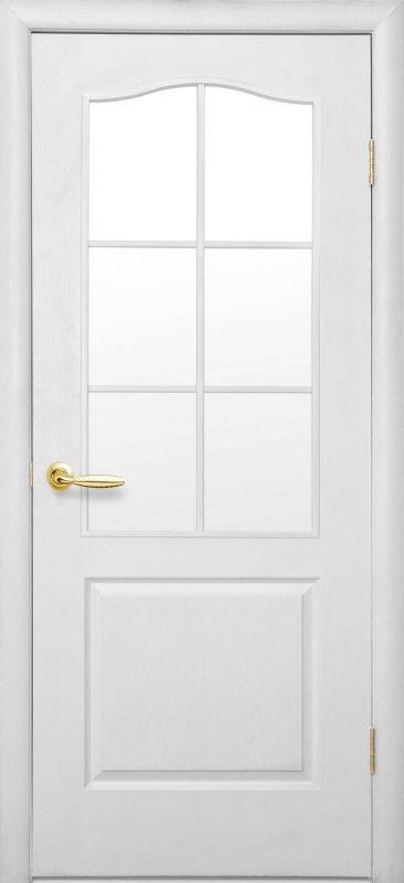 Дверне полотно Сімплі Класік під фарбування