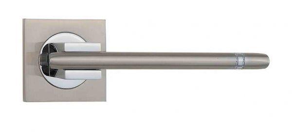 Ручка Siba Z29 Kristal нікель мат/хром