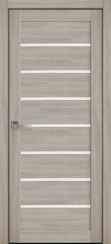 Дверне полотно Мода Лєона ясень патина