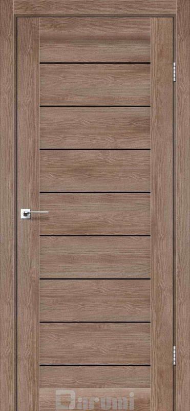 Двері міжкімнатні Darumi-Leona горіх бургун blk