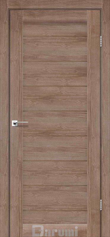 Двері міжкімнатні Darumi-Leona горіх бургун