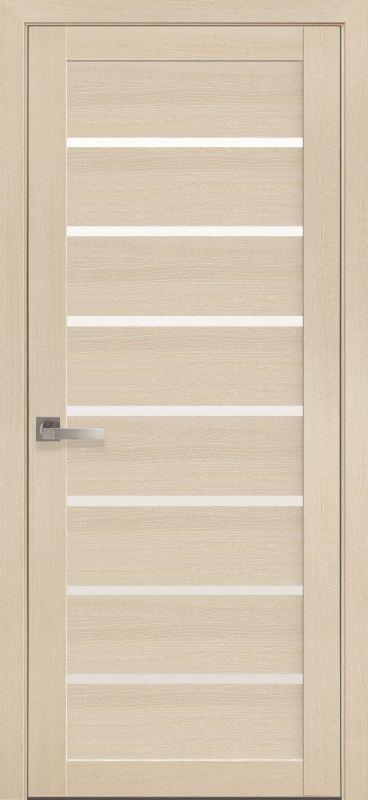 Дверне полотно Мода Лєона дуб перлинний