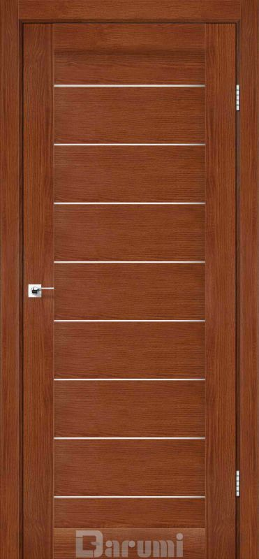 Двері міжкімнатні Darumi-Leona горіх роял