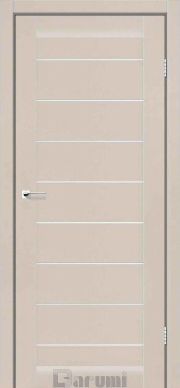 Двері міжкімнатні Darumi-Leona  димчастий краст