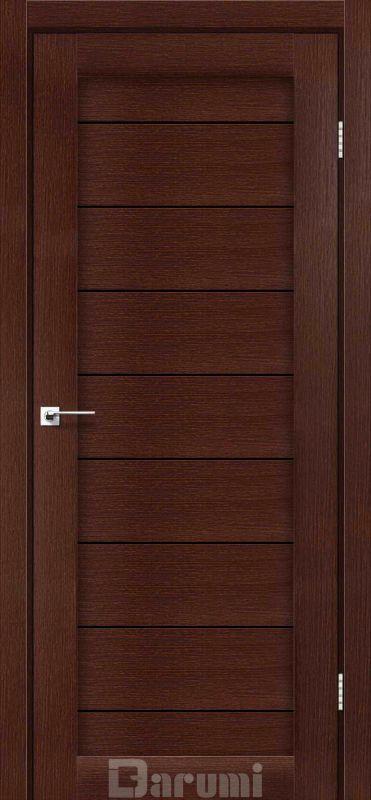 Двері міжкімнатні Darumi-Leona  венге панга blk