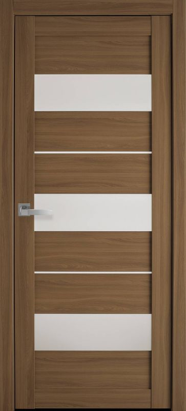 Дверне полотно Мода Лілу вільха 3д