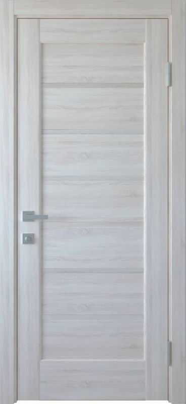 Дверне полотно Ностра Ліннея ПГ ясень new