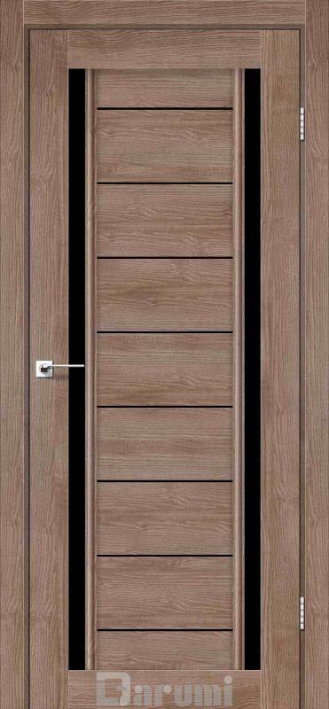 Двері міжкімнатні Darumi-Madrid горіх бургун blk