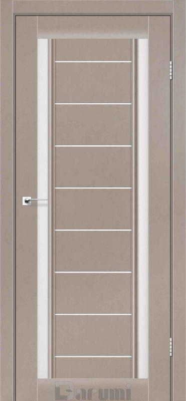 Двері міжкімнатні Darumi-Madrid сірий краст