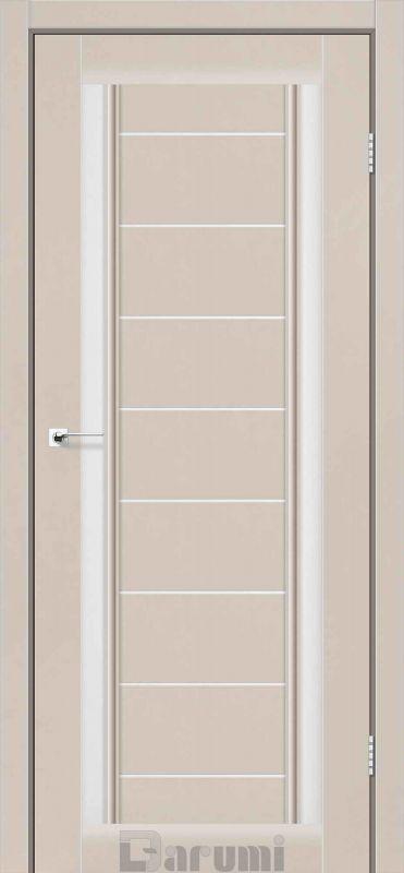 Двері міжкімнатні Darumi-Madrid димчастий краст